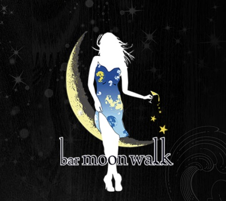 渋谷のBAR、moonwalk
